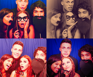 colton haynes, tyler posey, and holland roden image
