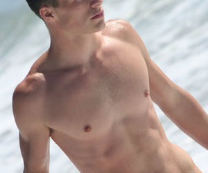 Hot, colton haynes, and sixpack image