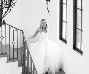ashley tisdale, wedding, and girl image