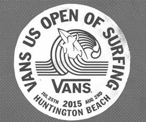 surf, vans, and surfing image