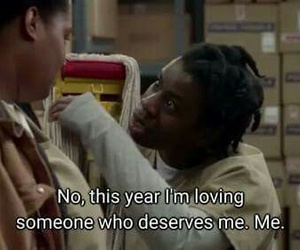 love, girls, and oitnb image