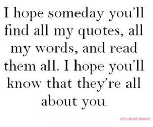 quote, love, and hope image