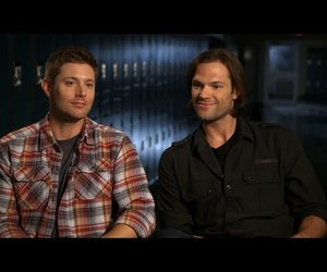 entertainment tonight and supernatural image