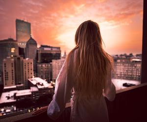 boston, city, and skyline image