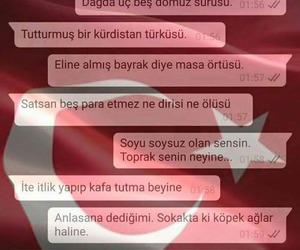 bayrak, ataturk, and ️️️️turkiye image