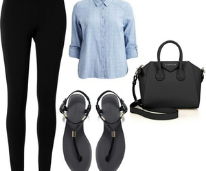 moda, Polyvore, and style image