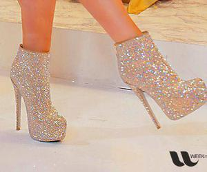 chic, shoes, and fashion image