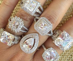 diamond, fashion, and luxury image