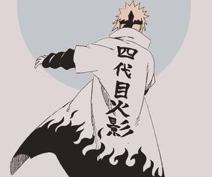 naruto, minato, and anime image