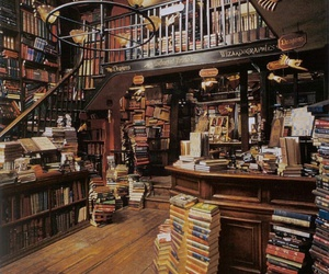 books, dreamy, and film image