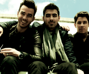 Joe Jonas, jonas, and jonas brothers image