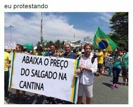 protesto image