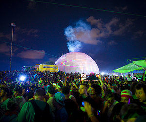 Miami, rave, and umf image