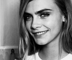 model, cara delevingne, and girl image