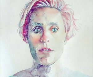 jared leto and art image