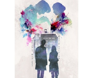doctor who, tardis, and edit image