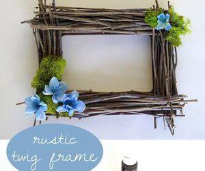 diy, craft, and frame image