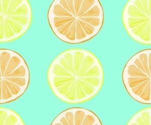 lemon, wallpaper, and orange image