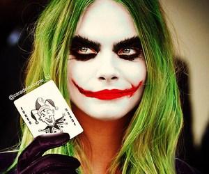 joker and cara delevingne image