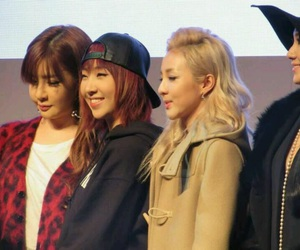 2ne1, bj, and CL image