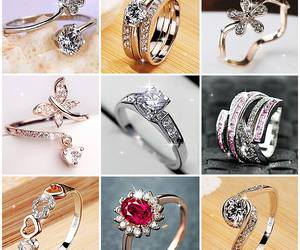 wedding rings, women fashion, and ericdress reviews image