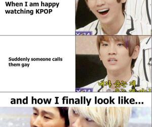 kpop and funny kpop image