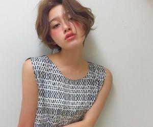 bob, hairstyle, and japanese image