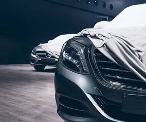benz, cars, and mercedes image