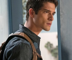 teen wolf, icon, and tyler posey image