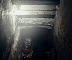 horror, clown, and scary image