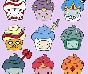 cartoon, yummy, and cute image