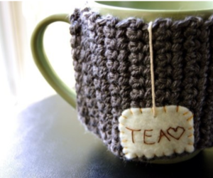 tea, cup, and winter image