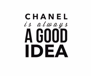 chanel, good idea, and top image