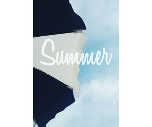 cloudy, sky, and summer image