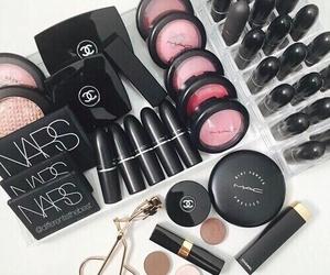 makeup, mac, and nars image