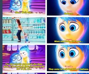animation, joy, and pixar image