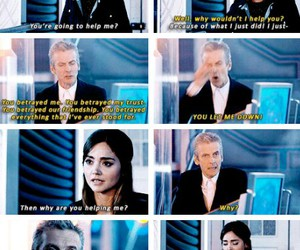 bbc, 12th doctor, and doctor who image