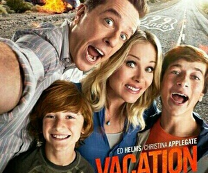 christina applegate, vacation, and ed helms image