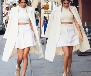 kendall jenner and white image