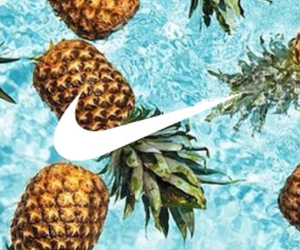 nike and pineapple image