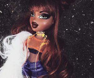 doll, rihanna, and riri image