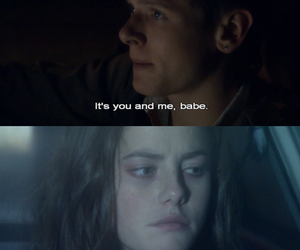 cook, Effy, and you and me image