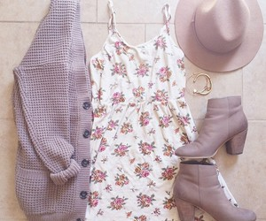beauty, girly, and style image