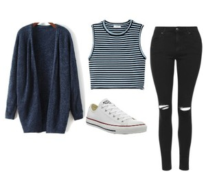 chic, cool, and outfits image