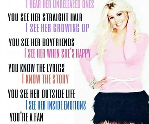 army, britney spears, and britney army image