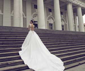 Arcitecture, bride, and Bulding image