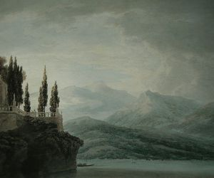 art, italy, and painting image