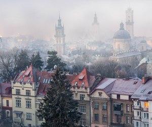 city, lviv, and lwow image