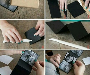 do it yourself, black, and Paper image