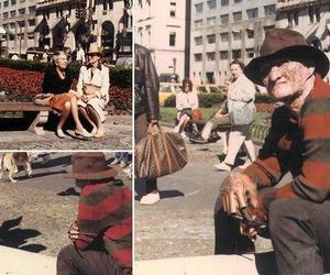 freddy krueger, movie, and moments image